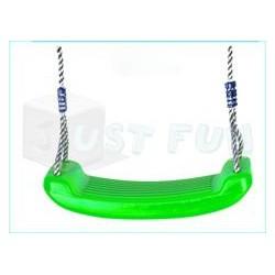 Plastová houpačka Swing Seat, světle zelená