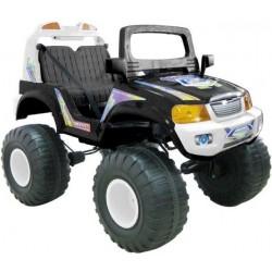 Velký dvoumotorový Off-Road 4x4 pro 2 děti, 2x 30W