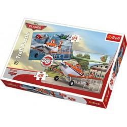Planes puzzle 2 v 1