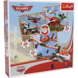 PLanes puzzle 3 v 1