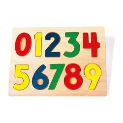 Puzzle Čísla