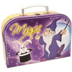 Kouzelnický kufřík včetně náčiní