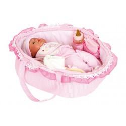 NATALIE panenka v přenosné tašce
