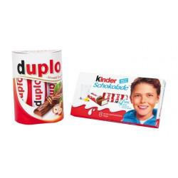 Dřevěné potraviny - čokoláda Ferrero duet