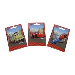 Nažehlovací obrázky Cars, 3 ks v balení