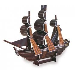 3D Pirátská loď Perla
