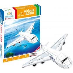 Puzzle Skládačka 3D Letadlo Air