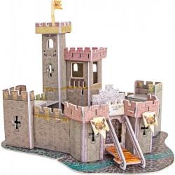 Puzzle Skládačka 3D Hrad středověku