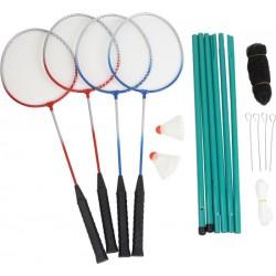 Hra Badminton pro 4 hráče, 7 dílů