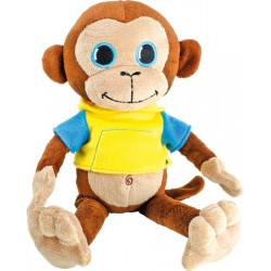Plyšák Opička 38 cm