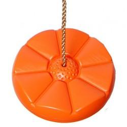Houpací disk Kvítek, oranžový