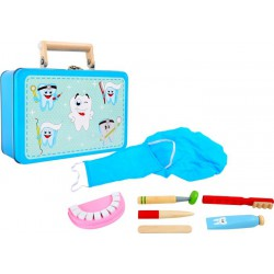Zubařská souprava v kufříku
