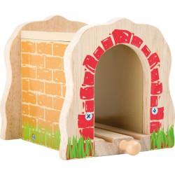 Vláčkodráha - tunel