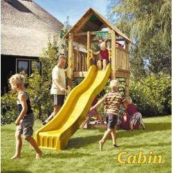 Dětské hřiště Jungle Cabin + dárek