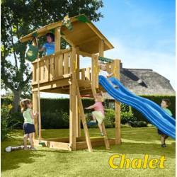 Dětské hřiště Jungle Chalet + dárek