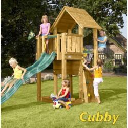 Dětské hřiště Jungle Cubby + dárek