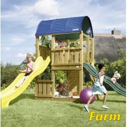 Dětské hřiště Jungle Farm + dárek