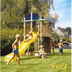 Dětské hřiště Jungle Fort + dárek