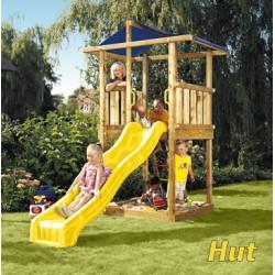 Dětské hřiště Jungle Hut + dárek