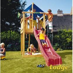 Dětské hřiště Jungle Lodge + dárek