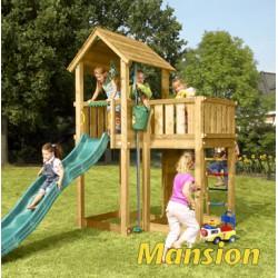 Dětské hřiště Jungle Mansion + dárek