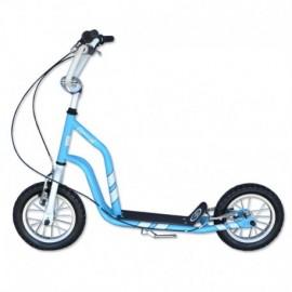 Koloběžka MASTER Ride - modrá