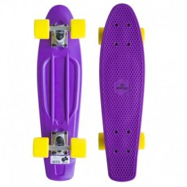 Plastik Board SPARTAN - fialový