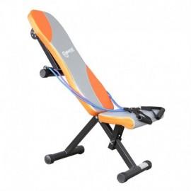 Posilovací lavice MASTER multifunkční s gumou