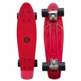 """Plastik Board MASTER 22"""" - červený"""