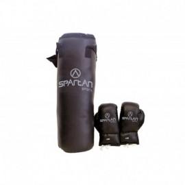 Boxovací set rukavice + pytel 8 kg