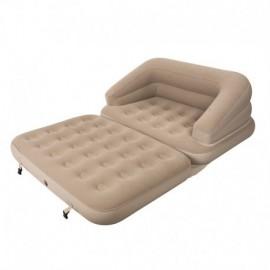 Nafukovací matrace multifunkční sofa 5 v 1