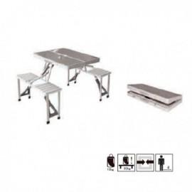 Kempingový stůl KING CAMP Deluxe 4 set