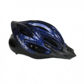 Cyklo přilba SPARTAN Aerogo - M/L modrá