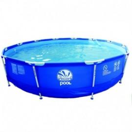 Bazén Steel Frame Pool 360 x 76 cm set s kartušovou filtrací