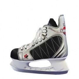 Hokejové brusle SPARTAN Ice Pro - 43