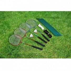 Badmintonový set MASTER Fun 4 se sítí