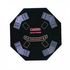 Poker stůl TOP pro 4 hráče skládací