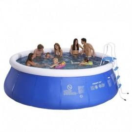 Bazén Prompt Pool 450 x 122 cm set s kartušovou filtrací