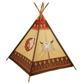 Indiánský stan Teepee