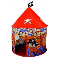 PIRATES hrací domeček (stan), 55501 Pirát