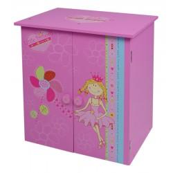 dollcabinet-skrinka-pro-panenky-ruzova-s-kytickou-a-holcickou