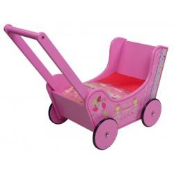 walky-pink-dreveny-kocarek-ruzovy