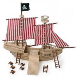 drevena-piratska-lod