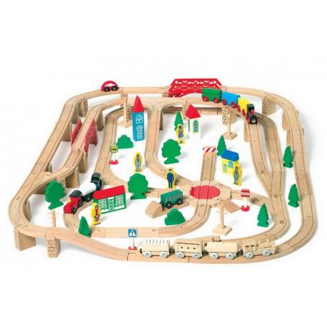 drevena-vlackodraha-zeleznice-140-ks-vcetne-tocny