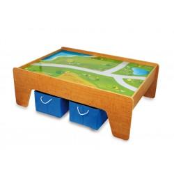 Vláčkodráha - Hrací stůl pro vláčkodráhy