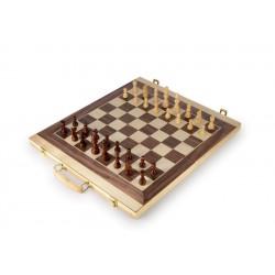 Dřevěné Vrchcáby a šachy v 1