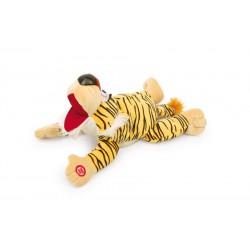 Plyšová hračka Zpívající Tygr se zvuky a pohyby
