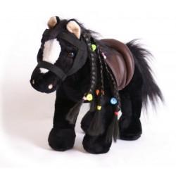 pony-linda-konik-s-hrivou-na-cesani-se-zvuky-a-pohybujici-pusou