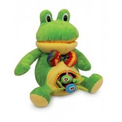 Plyšová hračka Žába Fergie