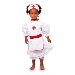 Kostým dětský - Zdravotní sestra